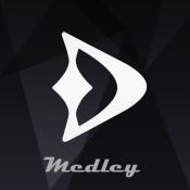 iPhone、iPadアプリ「KaiserTone Medley - ハイレゾ音楽」のアイコン
