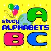 iPhone、iPadアプリ「ABCスタディー@アルファベット教室」のアイコン