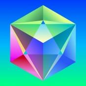 iPhone、iPadアプリ「TRIZ  - 神聖幾何学パズル」のアイコン