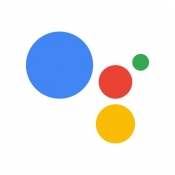 iPhone、iPadアプリ「Google アシスタント」のアイコン