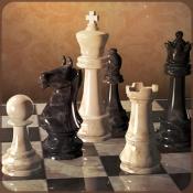 iPhone、iPadアプリ「対戦チェス 初心者でも遊べる定番チェス」のアイコン