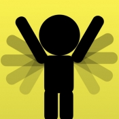 iPhone、iPadアプリ「軌跡動画カメラ - 残像」のアイコン