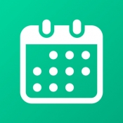 iPhone、iPadアプリ「SimpleCal - とてもシンプルなカレンダー」のアイコン