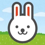 iPhone、iPadアプリ「まねっこ動物園 - 動物と楽しくおしゃべり -」のアイコン