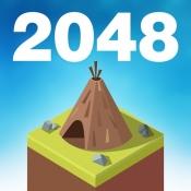 iPhone、iPadアプリ「エイジオブ2048 (Age of 2048™)」のアイコン