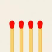 iPhone、iPadアプリ「MATCHSTICK マッチ棒 パズル ゲーム」のアイコン
