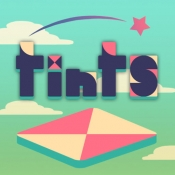 iPhone、iPadアプリ「心が落ち着く カラー パズル ゲーム TINTS」のアイコン