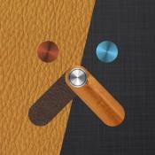 iPhone、iPadアプリ「スラッシュ/ドッツ. Slash/Dots.」のアイコン