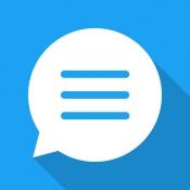iPhone、iPadアプリ「SNS風呟きメモ-TwiMemo」のアイコン
