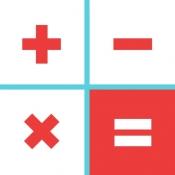 iPhone、iPadアプリ「電卓っちゃ - 割引計算と消費税計算が簡単にできる電卓」のアイコン