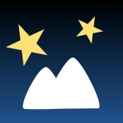 iPhone、iPadアプリ「星撮りカメラさん」のアイコン