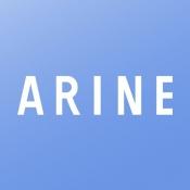 iPhone、iPadアプリ「ARINE(アリネ)女性のための美容情報アプリ」のアイコン