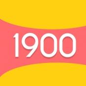 iPhone、iPadアプリ「1900」のアイコン