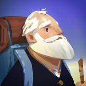 iPhone、iPadアプリ「おじいちゃんの記憶を巡る旅」のアイコン