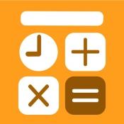 iPhone、iPadアプリ「Tabi Calc」のアイコン