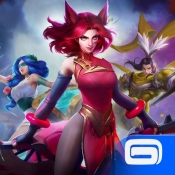 iPhone、iPadアプリ「Dark Quest Champions」のアイコン