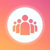 iPhone、iPadアプリ「インスタフォローチェック for インスタグラム」のアイコン