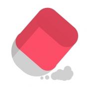 iPhone、iPadアプリ「AD Eraser - 広告を消して通信料を節約できるアドブ」のアイコン