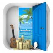 iPhone、iPadアプリ「脱出ゲーム Aloha ハワイの海に浮かぶ家」のアイコン