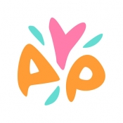 iPhone、iPadアプリ「アヤポ AYAPO」のアイコン