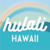 iPhone、iPadアプリ「hulali」のアイコン