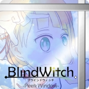iPhone、iPadアプリ「【新感覚 脱出ゲーム】ブラインドウィッチ -Peek Window-」のアイコン