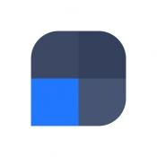 iPhone、iPadアプリ「写真保存 Darkbox - 動画保存 & 画像保存」のアイコン