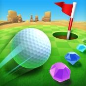 iPhone、iPadアプリ「Mini Golf King - マルチプレイヤー」のアイコン
