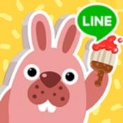 iPhone、iPadアプリ「LINE ポコパンタウン -PPT-」のアイコン