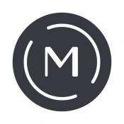 iPhone、iPadアプリ「メルカリ メゾンズ - ブランド査定付きフリマアプリ」のアイコン