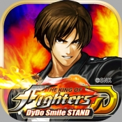 iPhone、iPadアプリ「THE KING OF FIGHTERS D」のアイコン