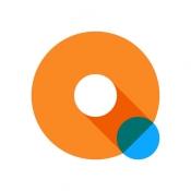 iPhone、iPadアプリ「数学検索アプリ-クァンダ Qanda」のアイコン