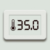 iPhone、iPadアプリ「デジタル温度計」のアイコン
