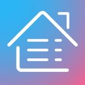 iPhone、iPadアプリ「きせかえ家計簿recemaru [レシマル]」のアイコン