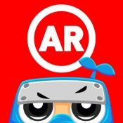 iPhone、iPadアプリ「算数忍者AR」のアイコン