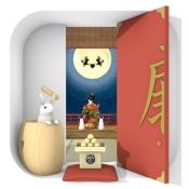 iPhone、iPadアプリ「脱出ゲーム Otsukimi お月見うさぎとかぐや姫」のアイコン