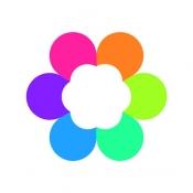 iPhone、iPadアプリ「Pictbox」のアイコン
