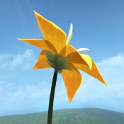 iPhone、iPadアプリ「Flower」のアイコン