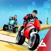 iPhone、iPadアプリ「Gravity Rider オフロード系オートバイレース」のアイコン