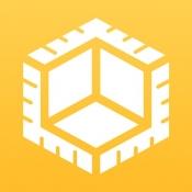 iPhone、iPadアプリ「TapMeasure – AR utility」のアイコン