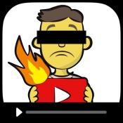 iPhone、iPadアプリ「ネットで炎上みっけ2」のアイコン
