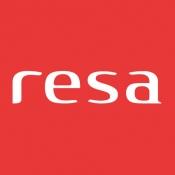 iPhone、iPadアプリ「resaVR」のアイコン