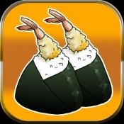 iPhone、iPadアプリ「小太りなまるおにぎり量産ゲーム天むすを探して」のアイコン