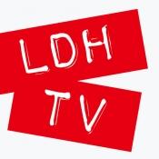 iPhone、iPadアプリ「LDH TV」のアイコン