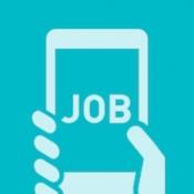 iPhone、iPadアプリ「dジョブ スマホワーク -簡単に使えるお小遣い稼ぎアプリ-」のアイコン