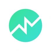 iPhone、iPadアプリ「コイン相場 for ビットコイン、仮想通貨、ICOトークン」のアイコン