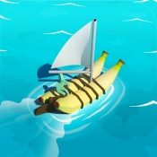 iPhone、iPadアプリ「Silly Sailing」のアイコン