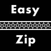 iPhone、iPadアプリ「Easy zip - zip/rar解凍・zip圧縮アプリ」のアイコン