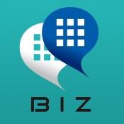 iPhone、iPadアプリ「SUBLINE BIZ」のアイコン