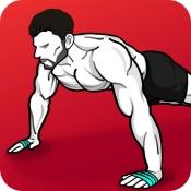 iPhone、iPadアプリ「自宅トレーニング - 器具は必要なし」のアイコン